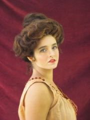 1000 ideas edwardian hairstyles