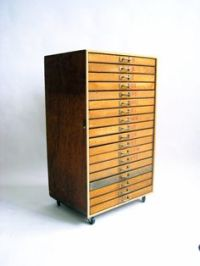 Bead Storage on Pinterest | Drawers, Cabinets and Antiques