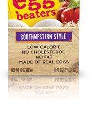 Best Southwestern Egg Beaters Recipe on Pinterest