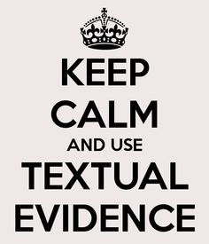 1000+ images about Textual Evidence on Pinterest