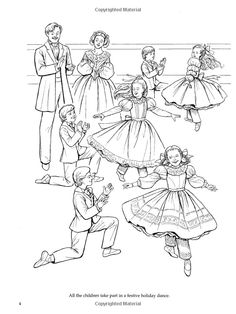 1000+ images about Dance Coloring Pages on Pinterest
