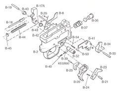 Ruger Mini-14 Schematic is here at