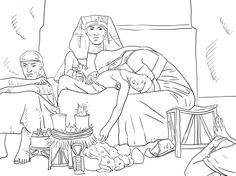 Bible Class Creations: Joseph Interprets Pharaoh's Dreams