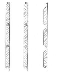 Original patent diagram showing how the safety brake of an