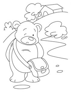 1000+ images about Wild Animals Coloring Pages on