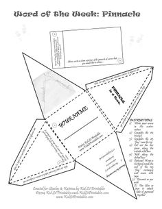 3 levels of free printable book reports from Kid Lit