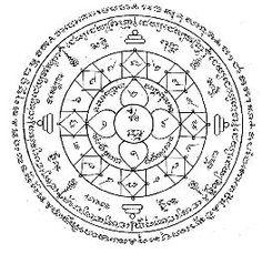 Thai Buddha Amulets Empire Khmer Tattoo By Undadawg On
