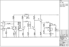 One of my favorite amp schematics. Hughes and Kettner Tube