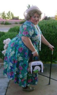 Halloween Costumes on Pinterest   Scary Outdoor Halloween ...