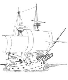 Jamestown Colony 1607 Coloring Pages Coloring Pages