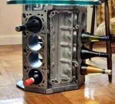 Repurposed Car Furniture Home Up Cycle Projects Pinterest