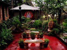 Tropical Balinese Garden Designer Balinese Gardens Pinterest