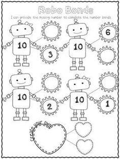 Grade 1 Math Pyramid Puzzle Worksheets,Activity Sheets For