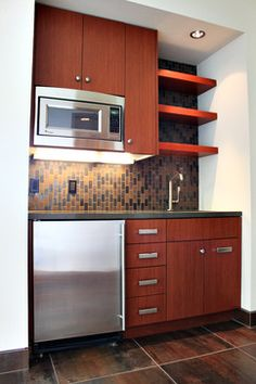 Stove Bar sink and Basement kitchenette on Pinterest