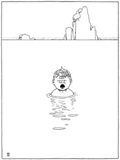 Illustrations, Water and For the on Pinterest
