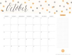 Free Weekly Calendar Template---This is so perfect for
