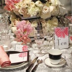 Gray Chair Covers For Weddings Recliner Riser Chairs Uk 1000+ Images About Pink Event Decor On Pinterest | Weddings, Black And Napkins
