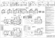 Plans Sets & Construction Drawings ~ 3D renderings and
