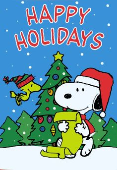 Related Keywords Amp Suggestions For Happy Holidays Snoopy