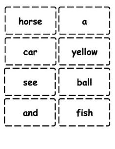 Number and Color Posters: English, Spanish, German, French