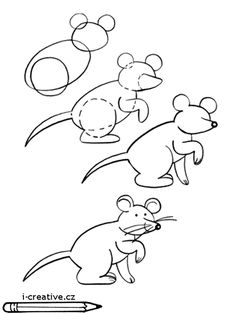 Teach your kid to draw 'Monkey' with simple drawing tips