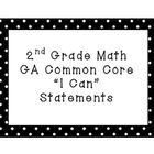 1000+ images about Common Core I Can Statements for 2nd