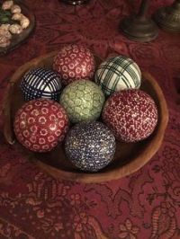 1000+ images about CARPET BALLS (aka BOWLS) on Pinterest ...