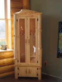 1000+ images about Gun cabinet on Pinterest | Gun cabinets ...