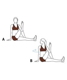 1000+ images about Stretching Before & After Running on