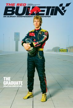 the red bulletin magazine  Layout  Pinterest  Red bull racing Formula one and Red bulletin