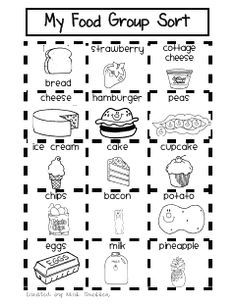 Food Pyramid for health lesson. This will be good to show
