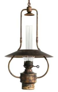 it's the cracker barrel lamp.