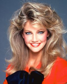 Get Your Volume On 80's Hairstyles That Are Actually Trendy Again