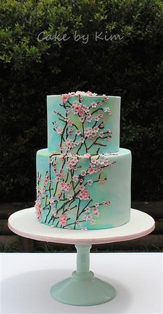 Birthdays Cherry Blossoms And Blossoms On Pinterest