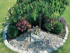 Ideas For Creating A Memorial Garden #MemorialGarden Creating A
