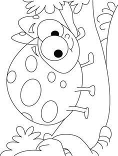Ladybugs, Printable templates and Templates on Pinterest