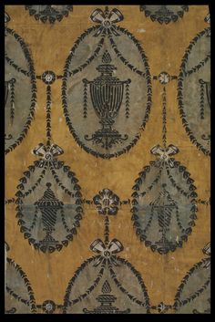 1000 Images About French Hand Blocked Wallpaper On