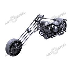 1000+ images about Scrap Metal Motorcycle Models on