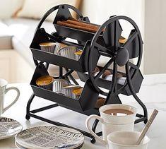 Coffee Cup Storage On Pinterest Coffee Mug Storage Hanging Mugs And Coffee Mug Display