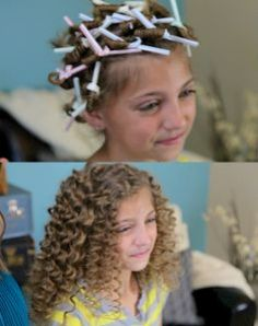 1000 ideas about straw curls on pinterest no heat curls and spiral curls