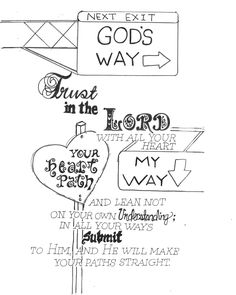 Journaling, Music songs and Bible verses on Pinterest