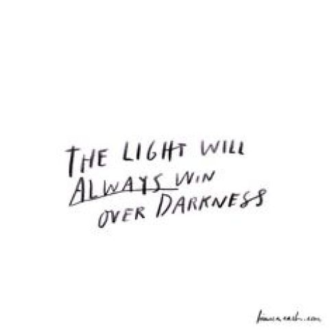 Image result for light will win