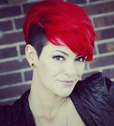 Edgy Shaved Hairstyles For Women Will Smiths Wife Has Shaved