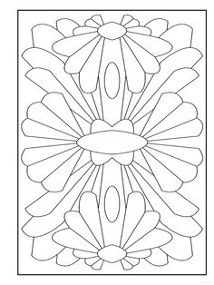 Lily Of The Valley 4 Coloring page from Lily-of-the-valley