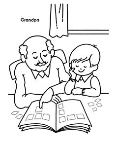 1000+ images about Grandparents day activities on