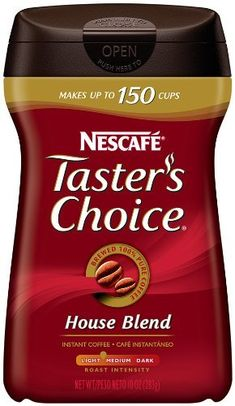 Best Nescafe Tasters Choice Decaf House Blend Recipe on