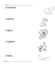 1000+ images about Emergent Spanish Readers on Pinterest