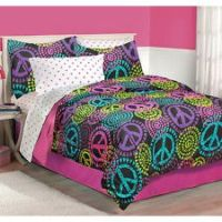 Bedroom idea on Pinterest | Peace Signs, Girls Bedroom and ...