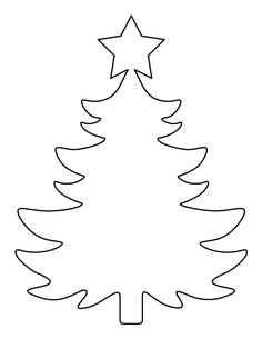 Flying reindeer pattern. Use the printable outline for