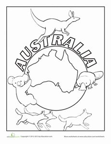 1000+ images about Australia Theme on Pinterest